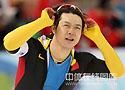 [组图]-冬奥会速滑男子500米决赛 于凤桐列第七