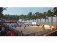 Asian Beach Volleyball Championship,Haikou,China
