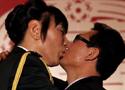 郑海霞今日在京完婚