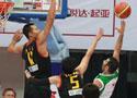 中国男篮迎战伊朗