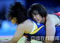秦晓庆获72kg级冠军