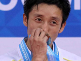 [视频]邹市明夺武博会拳击冠军 赛后接受采访