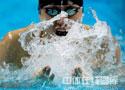 水运会游泳赛结束