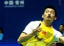 [组图]中国羽毛球大师赛 男单首轮林丹轻取对手