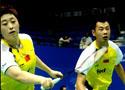 [组图]中国羽毛球大师赛 徐晨/于洋2-0战胜对手