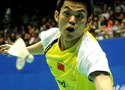 Lin Dan into top four