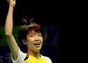 [组图]大师赛女单决赛 汪鑫2比0丹麦名将夺冠