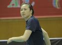 第二届亚洲女排赛 老将周苏红归队