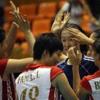 第二届亚洲女排赛 中国3比0横扫韩国取三连胜