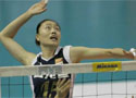 [组图]-亚洲杯女排赛 中国3比0日本晋级决赛
