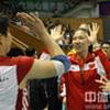 [组图]-亚洲杯女排赛 中国3比0完胜泰国夺冠