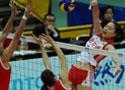 2010年女排世锦赛 中国首战1比3负于土耳其