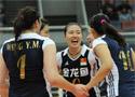 [组图]-女排世锦赛D组 中国队3比0完胜加拿大队