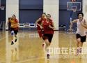 女篮训练备战亚运会