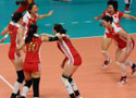 中国逆转韩国四连冠