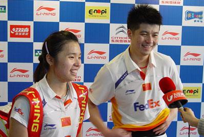 中国羽毛球公开赛今收关 国羽能否包揽只看男双