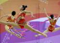 全国艺术体操集体锦标赛和个人冠军赛开赛