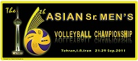 16th Asian Sr. Men's Volleyball Championship