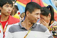 [视频]-世少赛男子跳远林清摘金 陈尊荣赛后点评