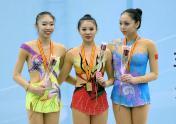 2011年全国艺体冠军赛第四日赛况