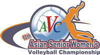 16th Asian Sr. Women's Volleyball Championship