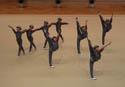 [图]艺体全锦赛第二日 选手们表演《红色娘子军》
