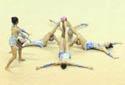2011年全国艺术体操锦标赛第三日赛况