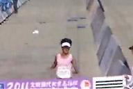 中国小将魏小杰获北京马拉松女子冠军