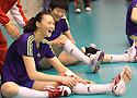 [组图]-中国女排备战伦敦奥运会