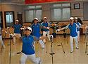 [组图]2012年首届越野行走手杖操赛在京举行