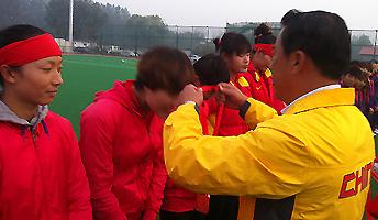 2012年女曲甲级联赛:吉林夺冠 马弋博获年度最佳