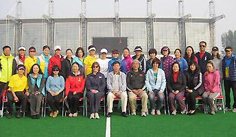 国际曲联官网报道中国高级裁判员培训 赞非常成功