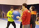2012全国手球专项体能培训班