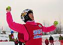 [组图]-吉林•北大壶举办全国冬季山地户外挑战赛