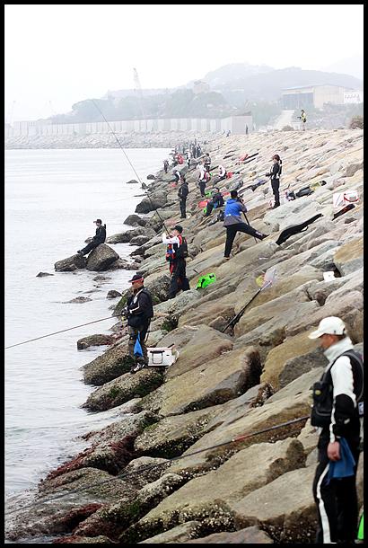 第三届珠海万山国际海钓邀请赛改在珠海的桂山岛举行