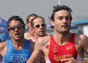 [视频]2013年中国成都金堂国际铁人三项赛专业组