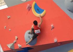 [视频]-2013攀岩世界杯分站赛重庆站