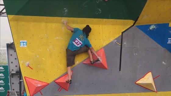 [视频]-2013宁海全国攀岩分站赛