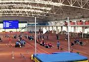 2013全国室内田径锦标赛南京站直播片段(4)