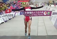 [视频]-北马中国女将连冠 非洲军团获男子前三