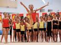 2013全国青少年艺术体操夏令营探营