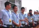 [组图]二届老健会乒乓球交流活动  最美志愿者