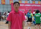 [组图]二届老健会乒乓球交流活动  北丐张学友