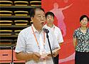 [组图]厦门市老体协主席黄杰成主持开幕式