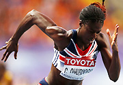世锦赛:英国选手夺得女子400米冠军