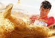 世锦赛:李金哲晋级男子跳远决赛