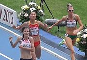800米王春雨跑出赛季个人最佳 遗憾未进半决赛