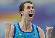 莫斯科田径世锦赛:邦达连科夺得男子跳高冠军