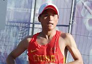 世锦赛男子马拉松基普罗蒂奇夺冠 尹顺金列第45