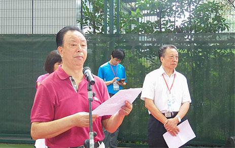 明确老年体育发展方向 四川对办好网球活动有信心